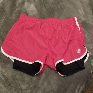 Like New Umbro Athletic Shorts